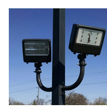 LED Lightpole